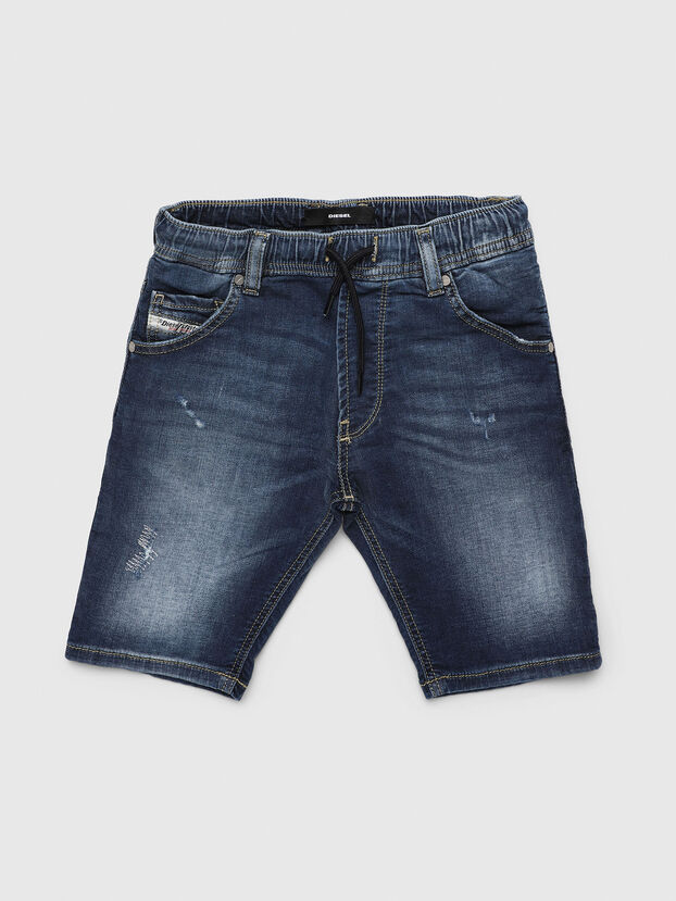 KROOLEY-JOGGJEANS-J SH, Medium blue - Shorts