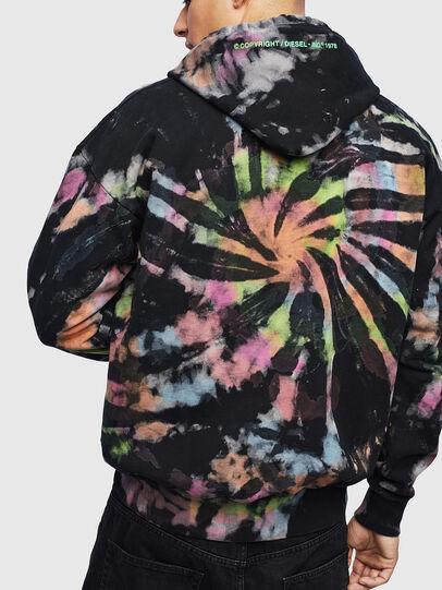 Diesel - S-ALBY-S1, Black - Sweaters - Image 3