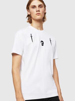 TY-X2, White - T-Shirts
