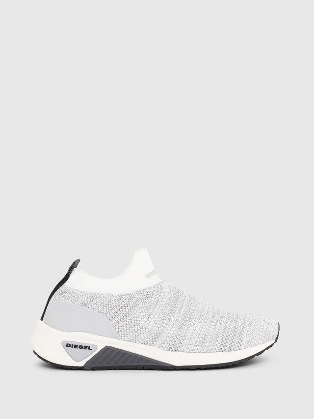 Diesel - S-KB ATHL SOCK W, Light Grey - Sneakers - Image 1