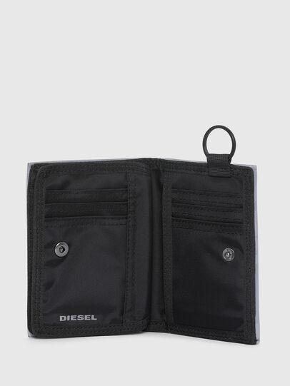 Diesel - YOSHI II, Grey - Small Wallets - Image 3