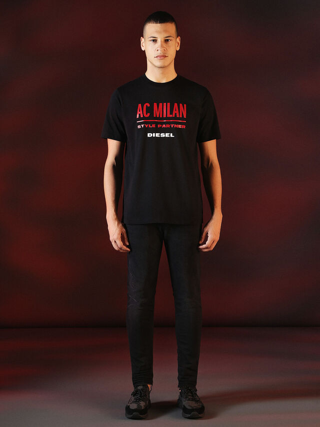 DVL-TSHIRT-PRINT-SPECIAL COLLECTION, Black