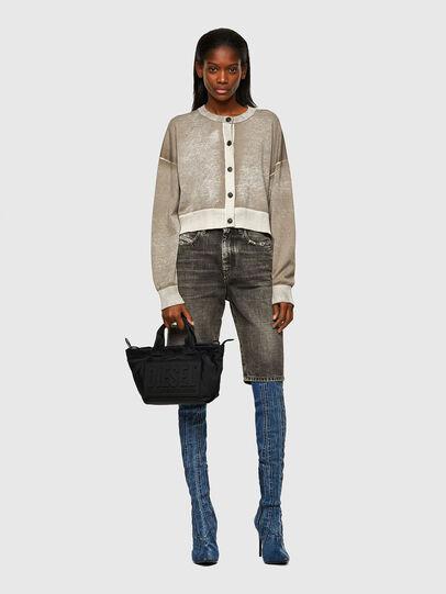 Diesel - M-CAROLINA, Light Grey - Knitwear - Image 5