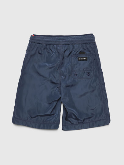 Diesel - MBXBEACH, Dark Blue - Beachwear - Image 2