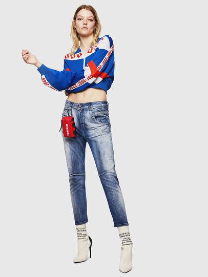 Diesel - Fayza JoggJeans 0870N,  - Jeans - Image 5