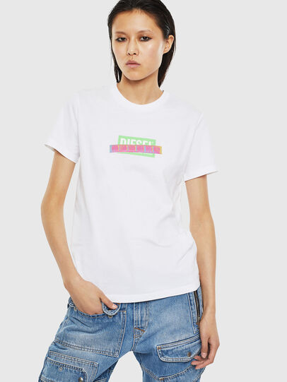 Diesel - T-SILY-S2,  - T-Shirts - Image 1