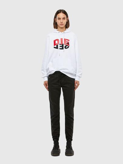 Diesel - KRAILEY JoggJeans® 069NC, Black/Dark grey - Jeans - Image 5