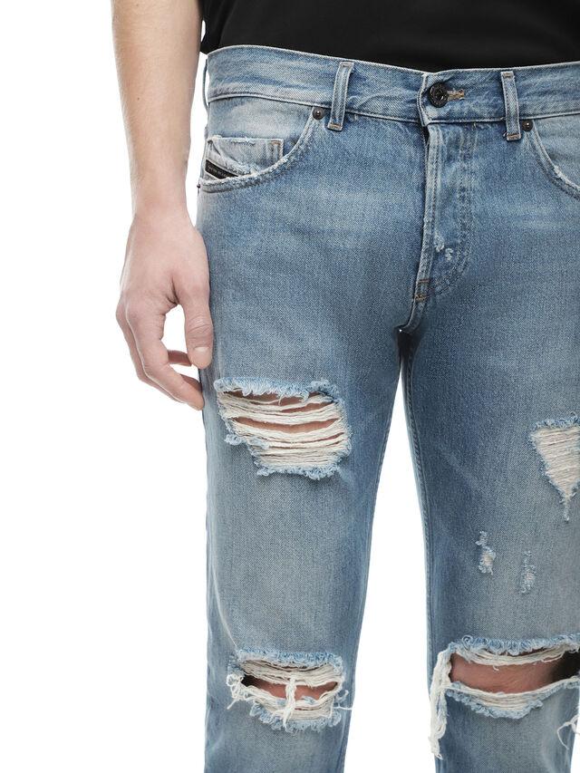 Diesel - TYPE-2813FS, Blue Jeans - Jeans - Image 4