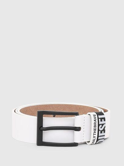 Diesel - B-ELEN, White - Belts - Image 1