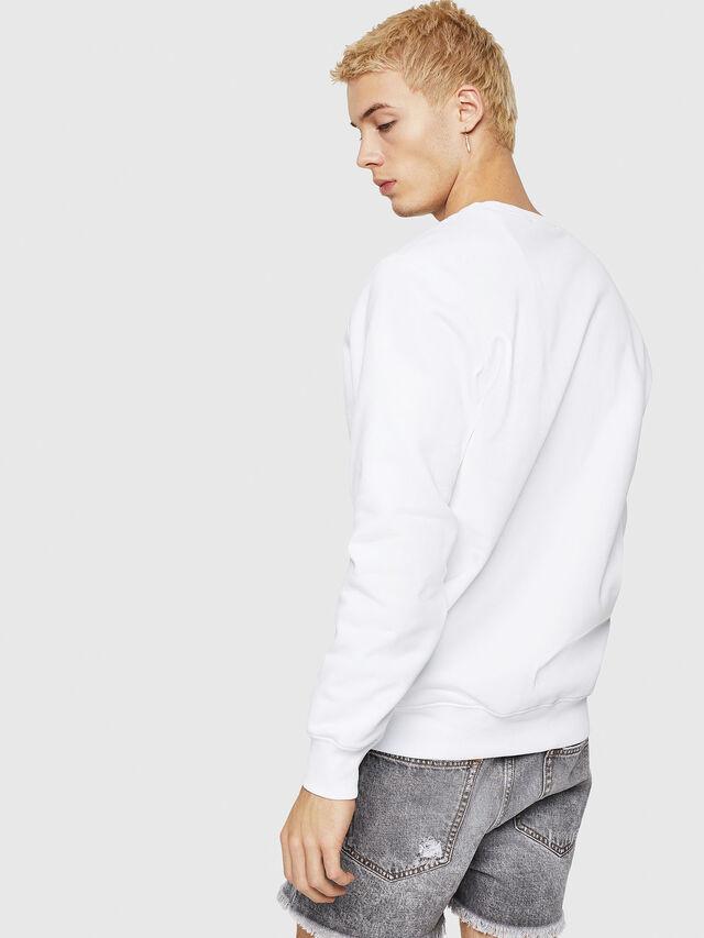 Diesel - S-GIR-Y1, White - Sweaters - Image 2