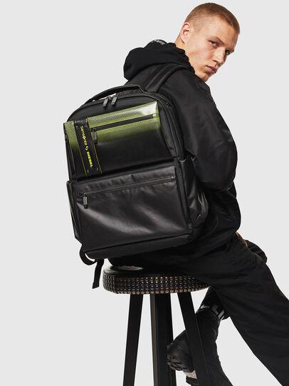 """Diesel - """"KB1*19002 - OPENROA, Black/Green - Backpacks - Image 8"""