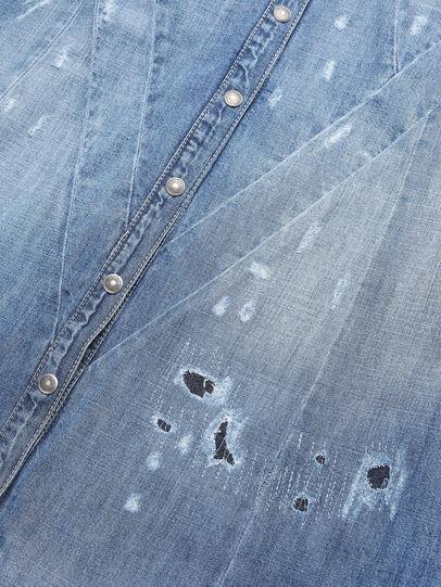Diesel - DEARIN, Light Blue - Dresses - Image 4