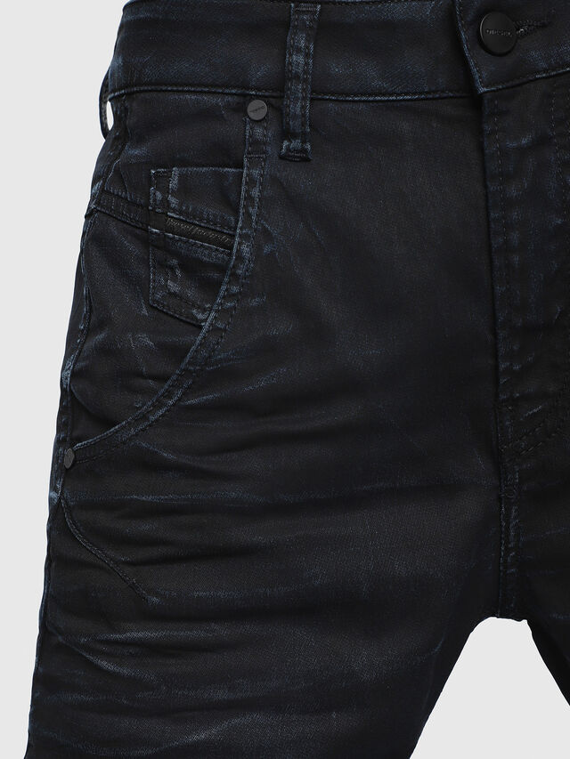 Diesel - Fayza JoggJeans 069FV, Dark Blue - Jeans - Image 3