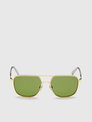 DL0325, Yellow - Sunglasses