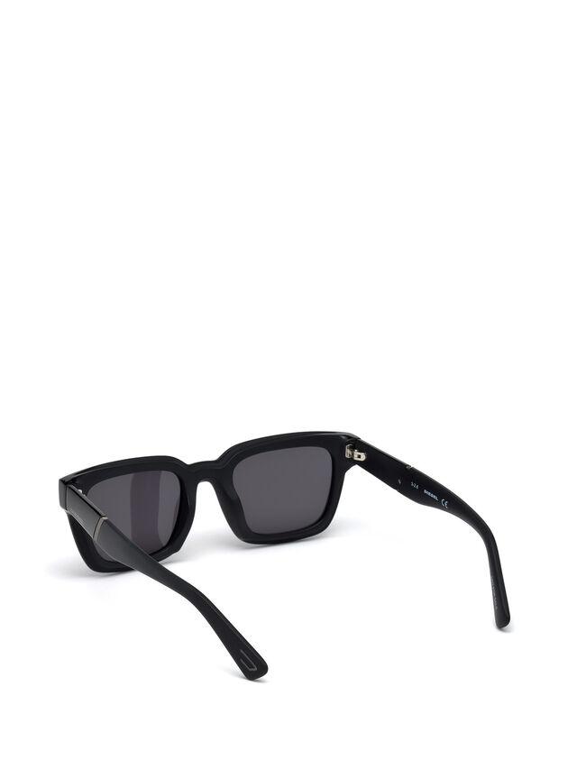 Diesel - DL0231, Black - Sunglasses - Image 2