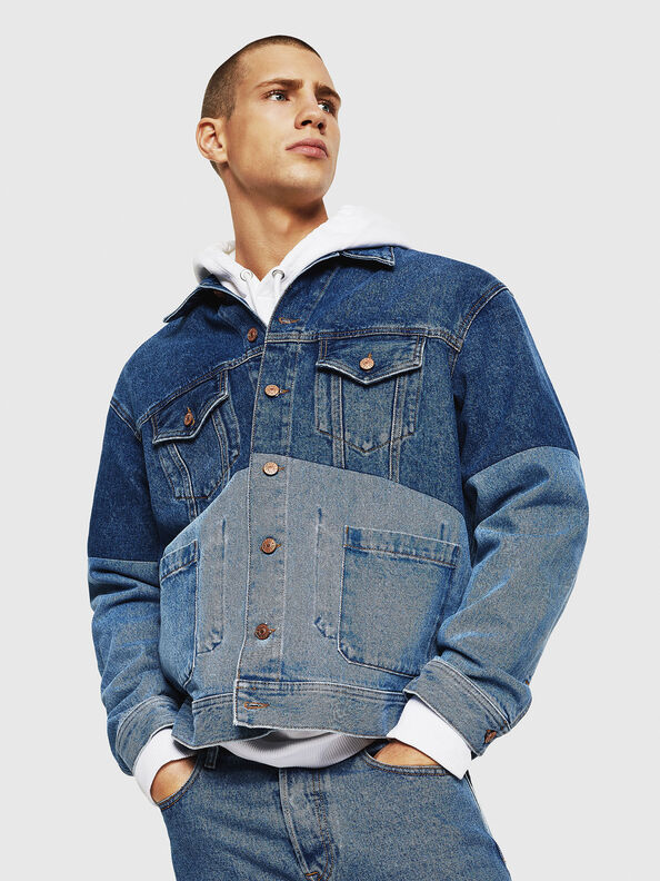 D-PUF,  - Denim Jackets