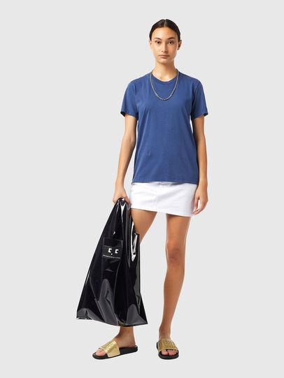 Diesel - GAR BAG M, Black - Shopping and Shoulder Bags - Image 6