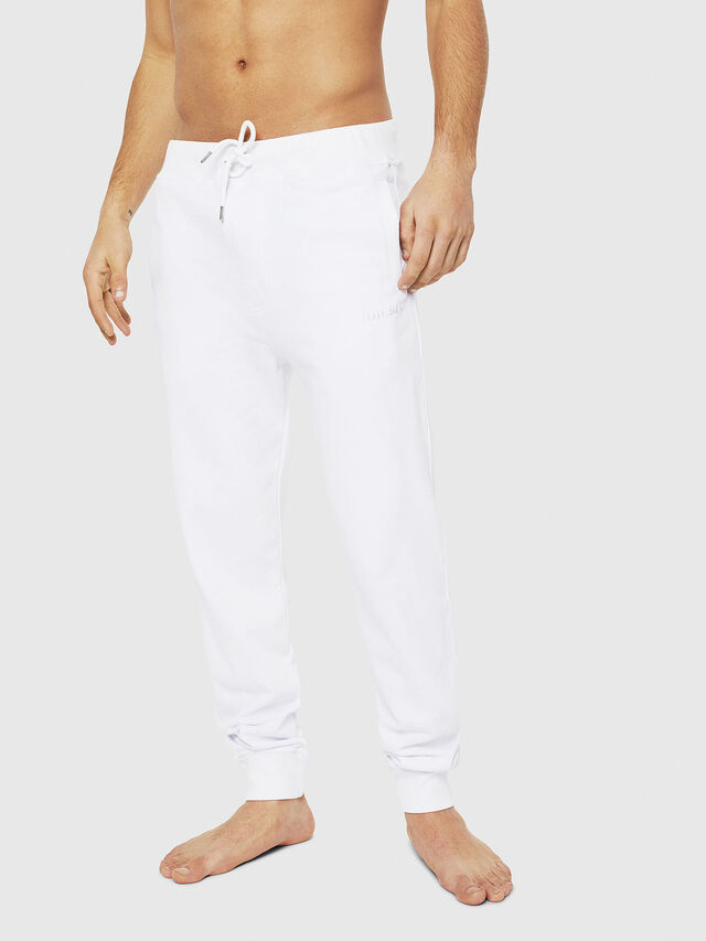 Diesel - UMLB-PETER, White - Pants - Image 1