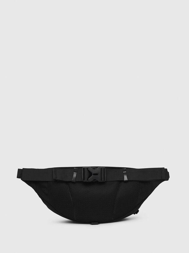 Diesel - F-URBHANITY BUMBAG, Black - Crossbody Bags - Image 2
