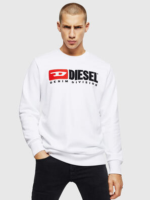S-GIR-DIVISION, White - Sweaters