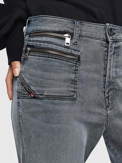 Diesel - D-Eifault JoggJeans 069LT, Dark Blue - Jeans - Image 3