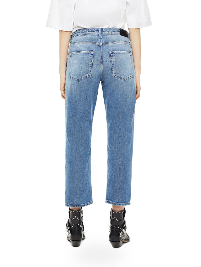 Diesel - TYPE-1820, Blue Jeans - Jeans - Image 3