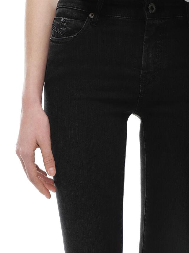 Diesel - TYPE-161C, Black Jeans - Jeans - Image 4