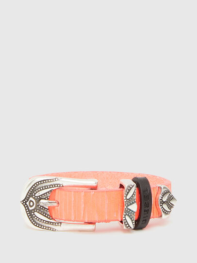 Diesel - A-LAGHINEW, Pink - Bijoux and Gadgets - Image 1