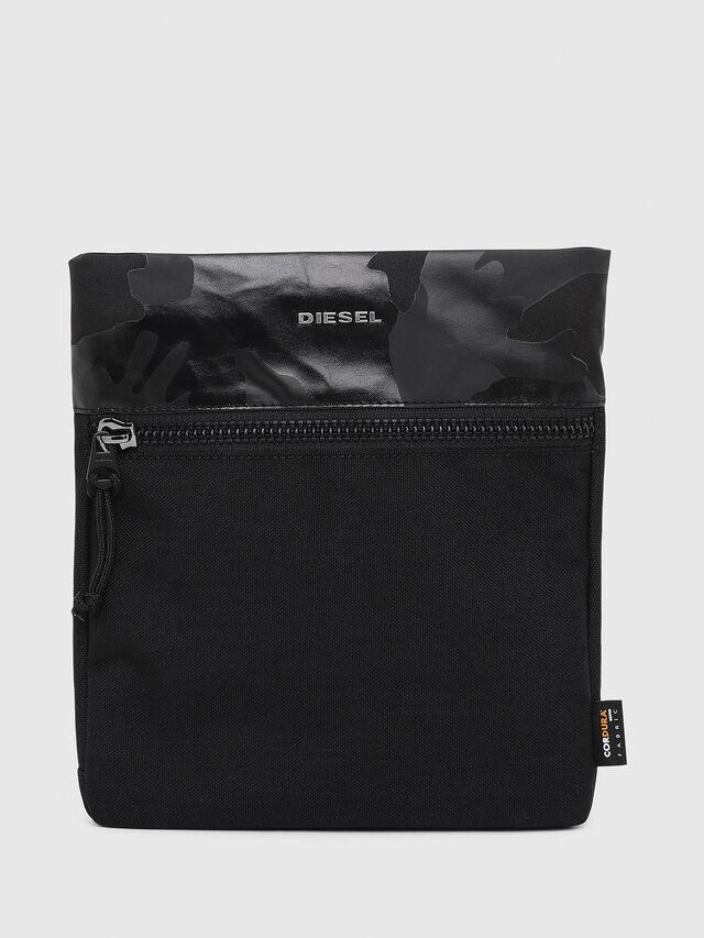 Diesel - F-URBHANITY CROSS, Dark Blue - Crossbody Bags - Image 1