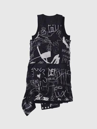 Diesel - DLENYNEA, Black - Dresses - Image 2