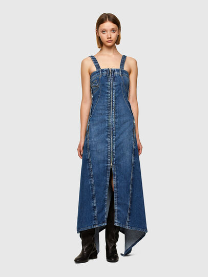 Diesel - DRINA, Medium blue - Dresses - Image 1