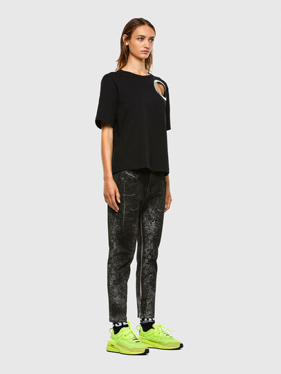 Diesel - Fayza 009DL, Black/Dark grey - Jeans - Image 6