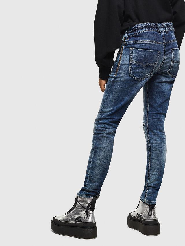 Diesel - Krailey JoggJeans 069AA, Medium blue - Jeans - Image 2