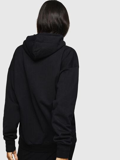 Diesel - LCP-S-ALBY-ELPROFESO, Black - Sweaters - Image 4
