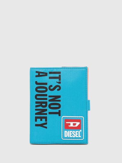Diesel - PASSPORT II, Azure - Continental Wallets - Image 1