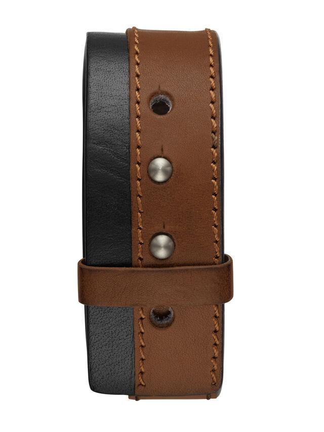Diesel - DA1202, Brown - Bracelets - Image 3
