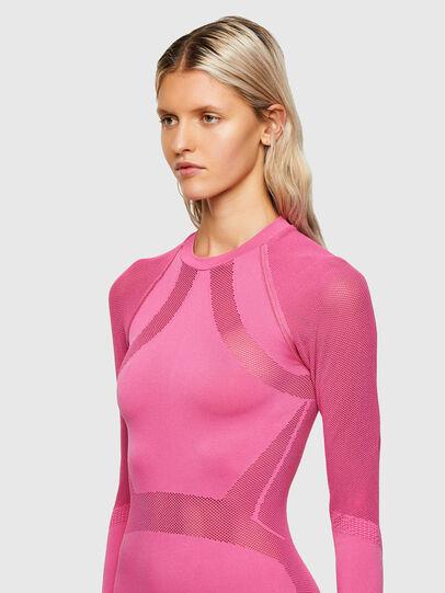 Diesel - UFBY-BODY-SML, Pink - Bodysuits - Image 3