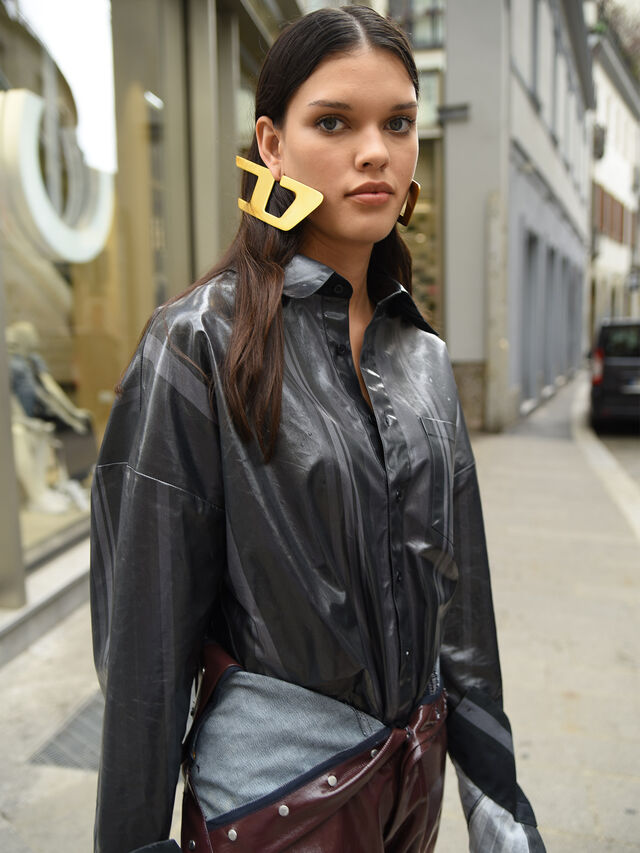 Diesel - GMEARRING2, Gold - Bijoux and Gadgets - Image 4