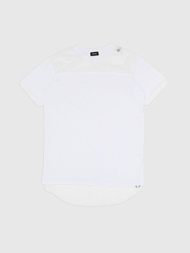 Diesel - DLIA, White - Dresses - Image 1