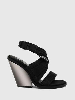 SA-FLAMINGO XR, Black - Sandals