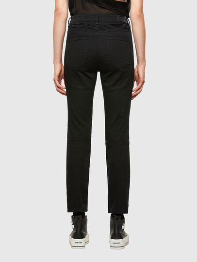 Diesel - D-Joy 0688H, Black/Dark grey - Jeans - Image 2