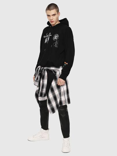 Diesel - S-ALBY-HOOD-Y1,  - Sweaters - Image 4