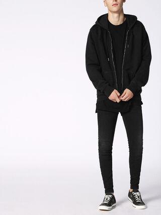 EXPOSURE LOW I, Black Jeans