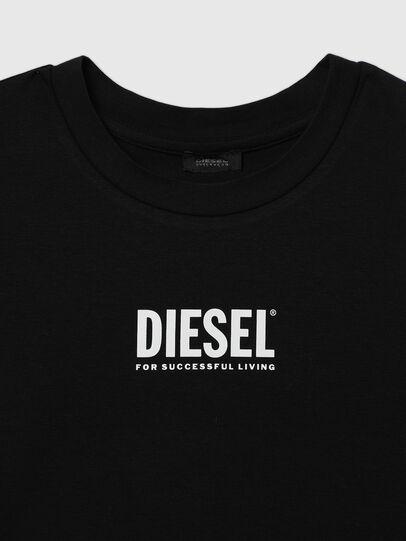 Diesel - UFSET-PIJIMMY, Black - Pajamas - Image 3