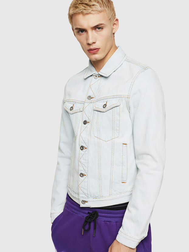 D-GALY-F, Blue Jeans - Denim Jackets