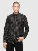 S-JIROU, Black - Shirts