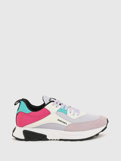 Diesel - S-TYCHE LOW CUT W, Grey/Pink - Sneakers - Image 1