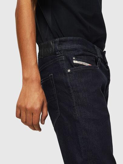 Diesel - Buster 0607A, Dark Blue - Jeans - Image 3