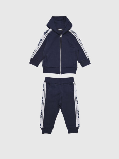 Diesel - SUITAXB-SET, Dark Blue - Jumpsuits - Image 1