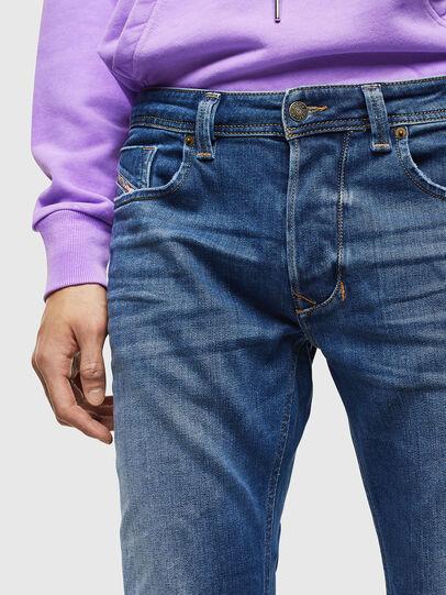 Diesel - Larkee 0097X, Medium blue - Jeans - Image 3